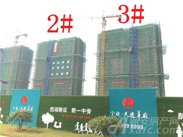 天逸华府B2#、3#楼