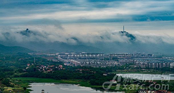美丽的宣城景色
