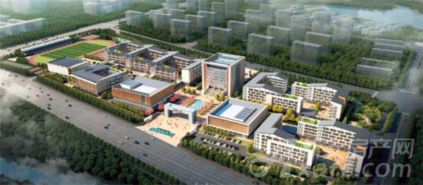 巢湖四中新校区规划