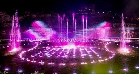 瑶海区打造花冲公园音乐喷泉 将成为城东新地标