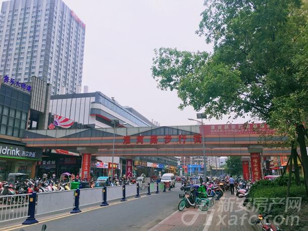 淮河路步行街
