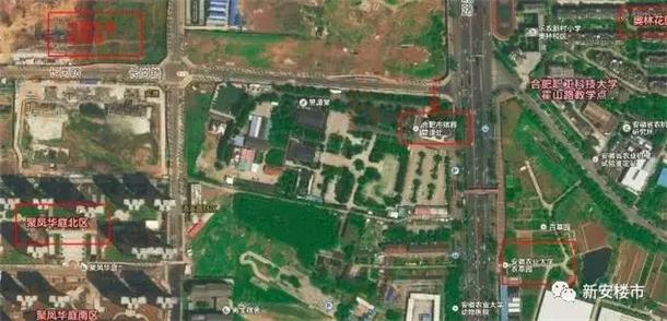 合肥市殡仪馆选址