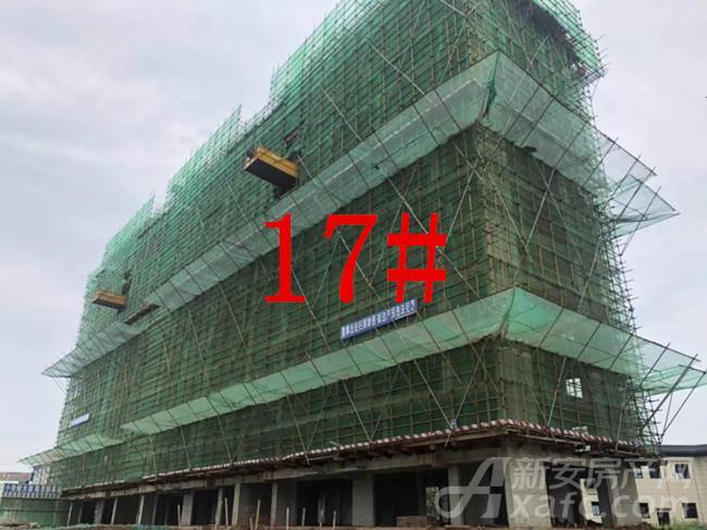 华源翠湖湾17#楼