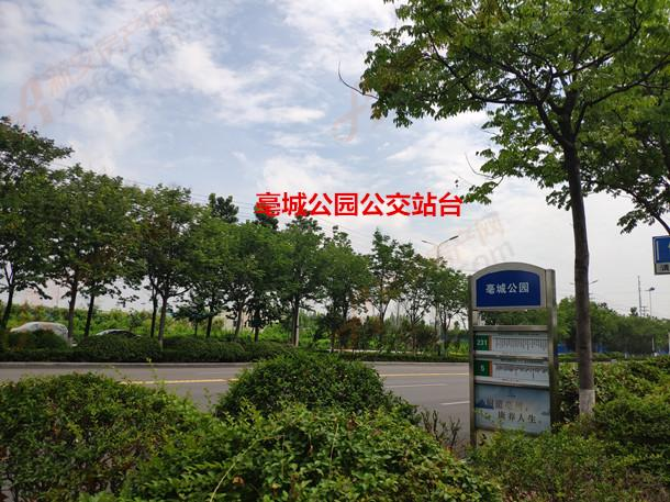 亳城公馆公交线路实拍图.jpg
