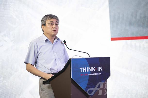 合肥市副市长王文松致辞