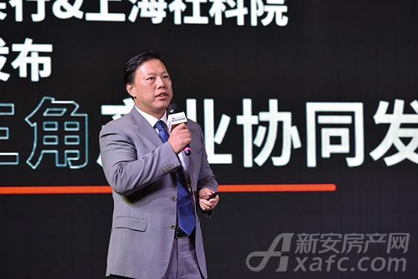 戴德梁行中国区产业地产部主管、董事总经理苏智渊