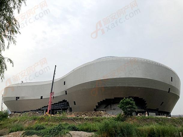 阜阳市科技文化中心