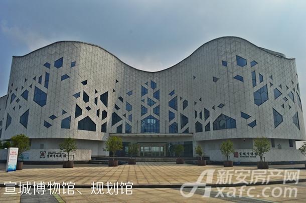 宣城博物馆、规划馆