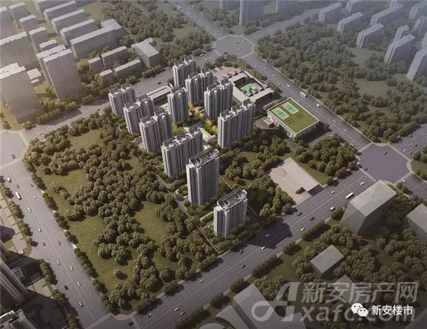 华宇BH2019-10号地块规划