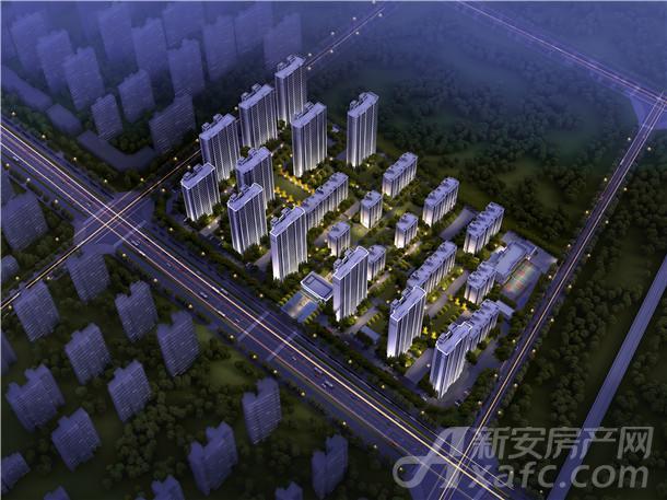 【融创时代宜城】8月工程进度 住宅 售楼部建设中