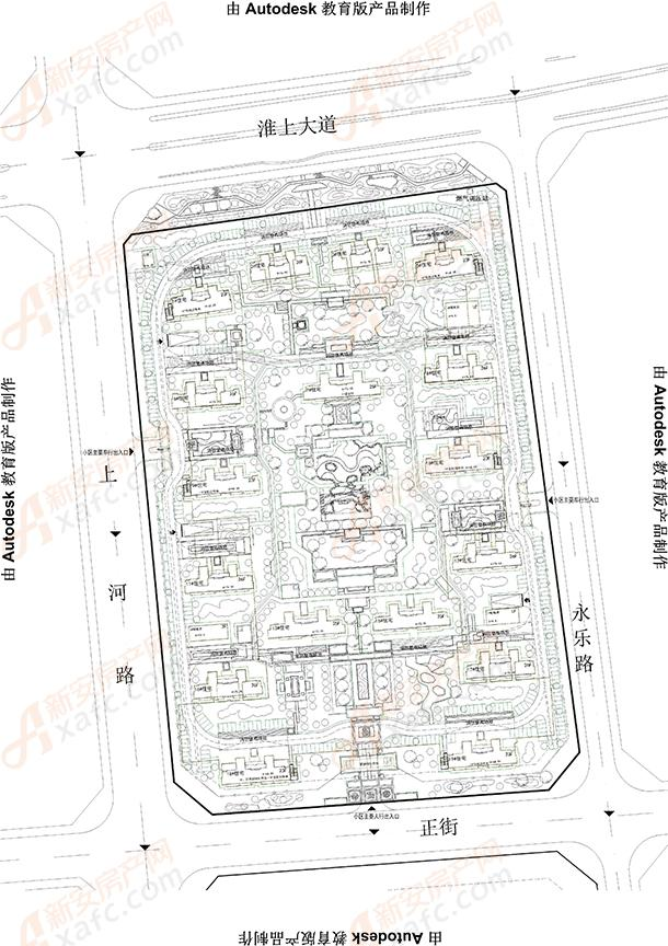 规划公示图