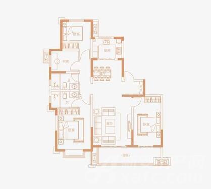 150㎡-4室2厅2卫