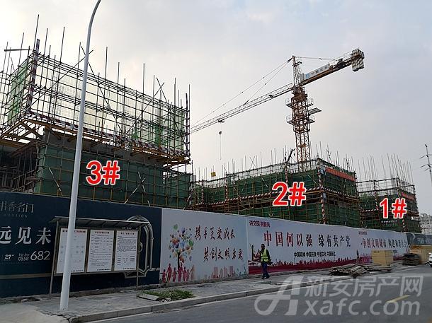 碧桂园书香名门1#、2#、3#楼