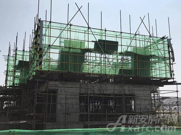 安粮·淮安府9月项目进度