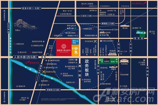 淮北碧桂园黄金时代区位图.jpg