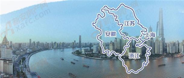 长三角覆盖安徽全部16个市