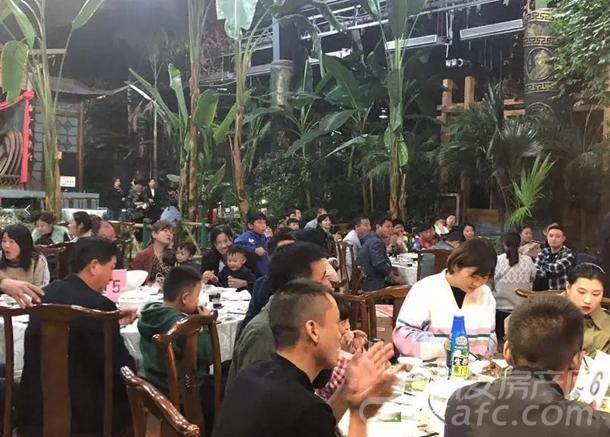 邦泰国宾府答谢晚宴