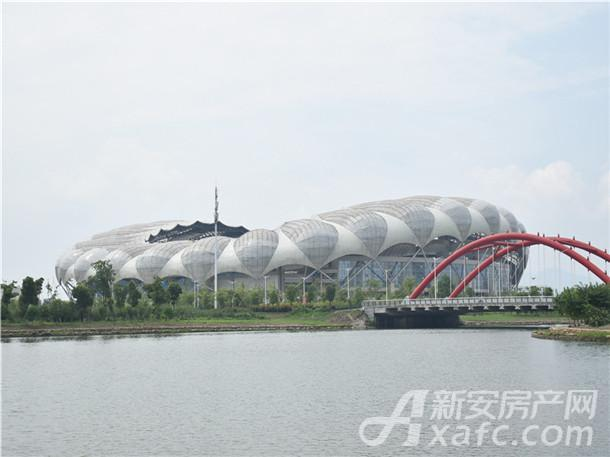 安庆市奥体中心