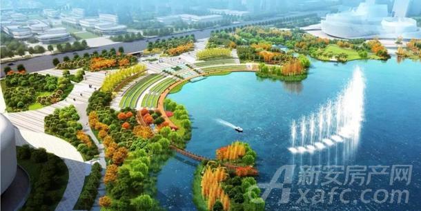 双清湾公园 效果图