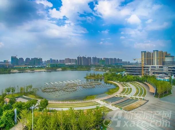 双清湾公园 实拍图