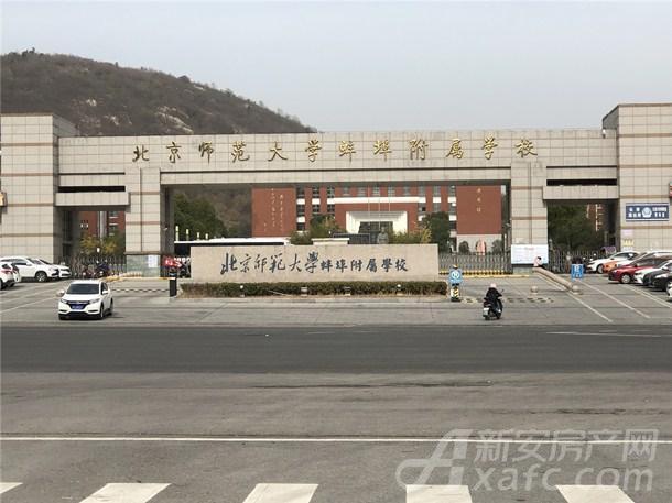 北师大学校实景图