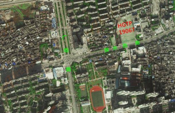 田区HGTP19067号地块卫星图