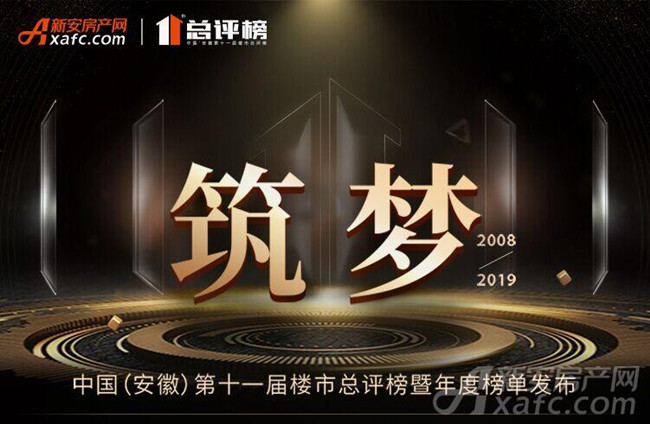 中国(安徽)第十一届楼市总评榜