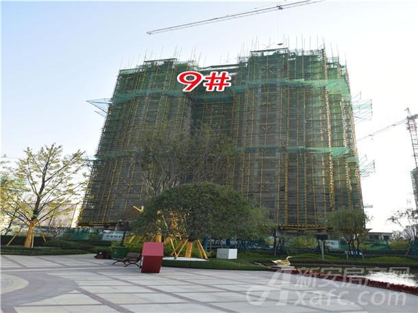 9#住宅正在建设中