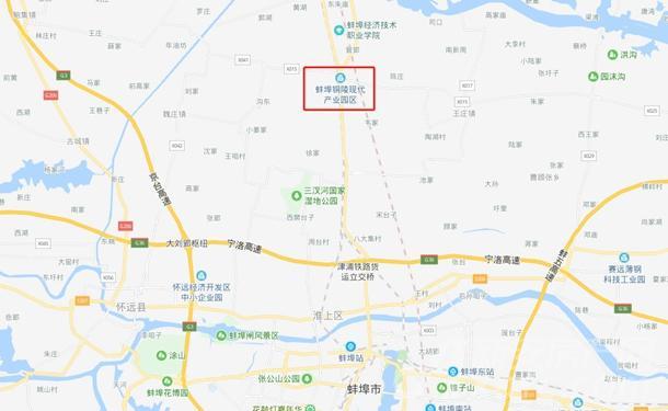 蚌埠汉兴国际学校地址