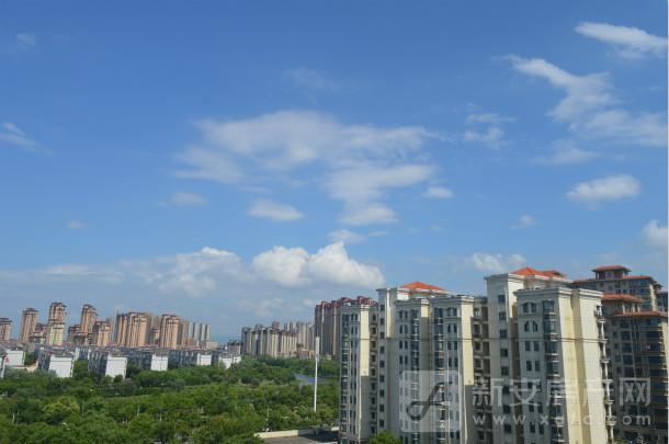 宣城楼盘和蓝天