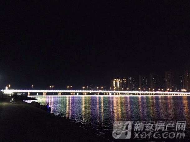 淠河新安大桥夜景.jpg