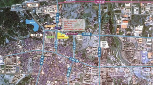 ▲2019-32号地块卫星图